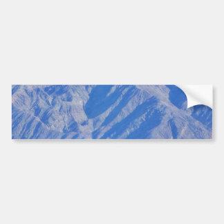 Death Valley Deserts Mountains Bumper Stickers