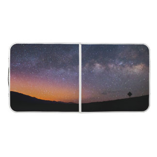 Death Valley milky way Sunset Beer Pong Table