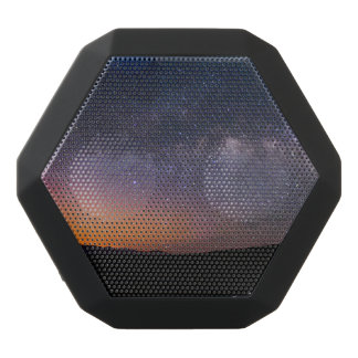 Death Valley milky way Sunset Black Bluetooth Speaker