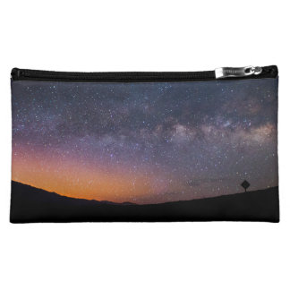 Death Valley milky way Sunset Cosmetic Bag