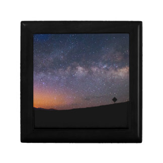 Death Valley milky way Sunset Gift Box