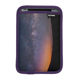 Death Valley milky way Sunset iPad Mini Sleeve