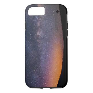 Death Valley milky way Sunset iPhone 8/7 Case