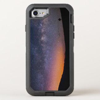 Death Valley milky way Sunset OtterBox Defender iPhone 8/7 Case