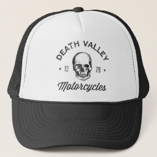 Death Valley Motorcycles Trucker Hat