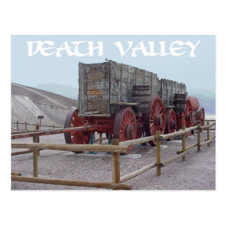 Death Valley National Park, California - USA Postcard