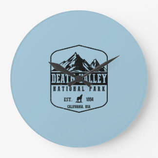 Death Valley National Park Large Clock