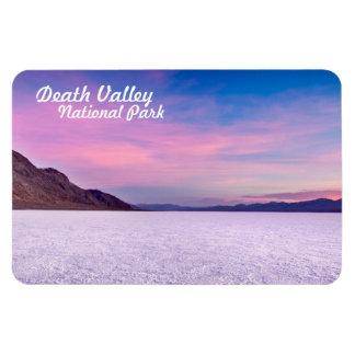 Death Valley National Park Salt Flat Magnet