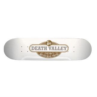 Death Valley National Park Skateboard Deck