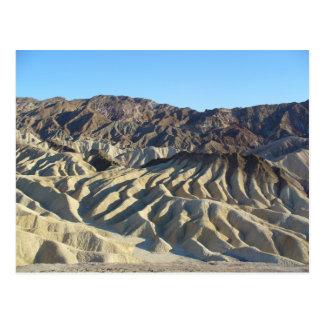Death Valley Postcard