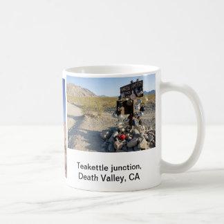 Death Valley Teakettle Mug
