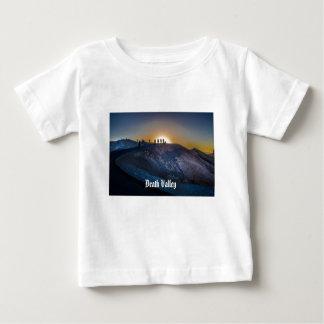 Death Valley zabriskie point Sunset Baby T-Shirt