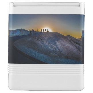 Death Valley zabriskie point Sunset Cooler