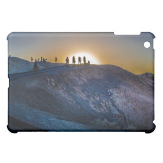 Death Valley zabriskie point Sunset iPad Mini Cover