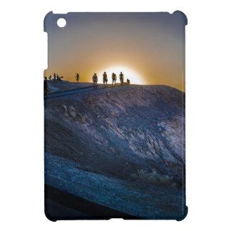 Death Valley zabriskie point Sunset iPad Mini Covers