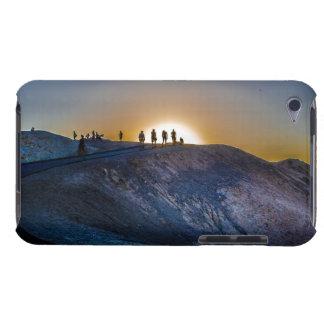 Death Valley zabriskie point Sunset iPod Case-Mate Cases