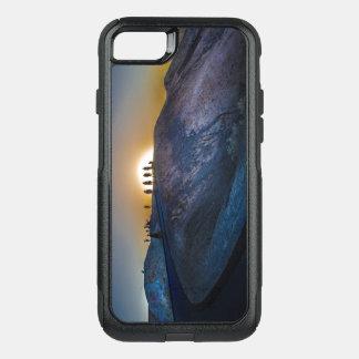 Death Valley zabriskie point Sunset OtterBox Commuter iPhone 8/7 Case