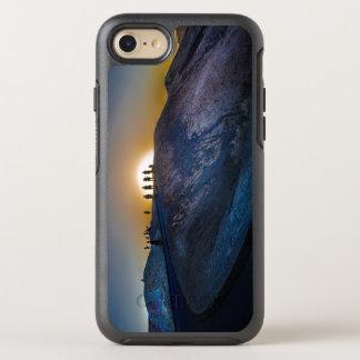 Death Valley zabriskie point Sunset OtterBox Symmetry iPhone 8/7 Case