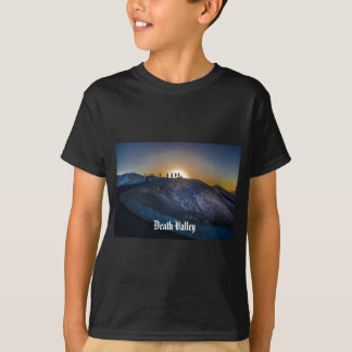 Death Valley zabriskie point Sunset T-Shirt