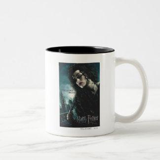 Deathly Hallows - Bellatrix Lestrange 2 Two-Tone Mug