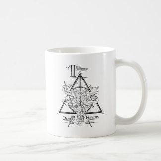 DEATHLY HALLOWS™ Graphic Basic White Mug