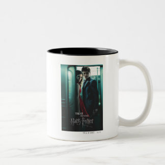 Deathly Hallows - Harry and Hermione Two-Tone Mug