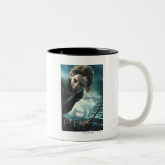 Deathly Hallows - Hermione 2 Two-Tone Mug