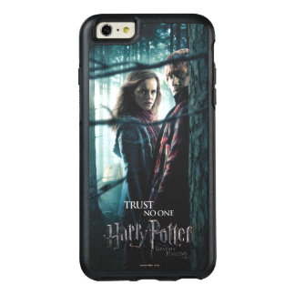 Deathly Hallows - Hermione and Ron OtterBox iPhone 6/6s Plus Case