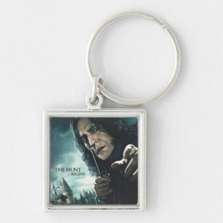 Deathly Hallows - Snape 2 Key Ring