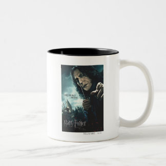 Deathly Hallows - Snape 2 Two-Tone Mug