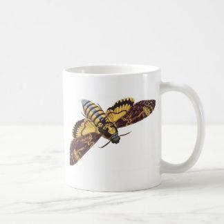 Death's Head Hawk Moth Coffee Mug