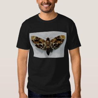Death's Head Hawkmoth Acherontia Lachesis Tshirt