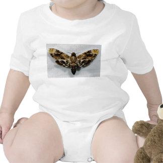 Death's Head Hawkmoth Acherontia Lachesis Tshirts
