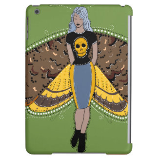 Death's head moth fairy iPad Air case
