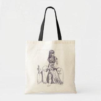 Death's Princess Tote Bag