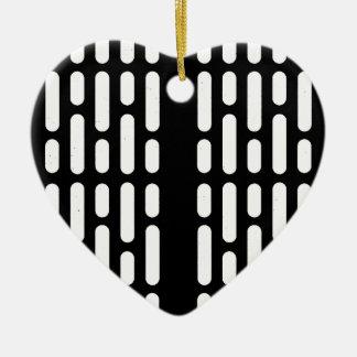 Deathstar Interior Lighting Ceramic Heart Decoration