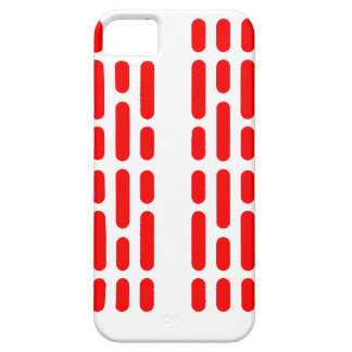 Deathstar Interior Lighting RED ALERT Barely There iPhone 5 Case