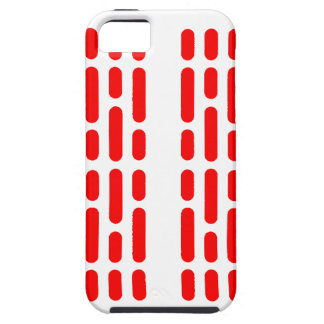 Deathstar Interior Lighting RED ALERT iPhone 5 Cases
