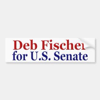 Deb Fischer for Senate Bumper Sticker