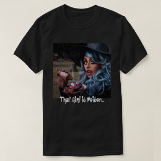"""Deb Leigh """"That Girl is Poison"""" T-Shirt"""