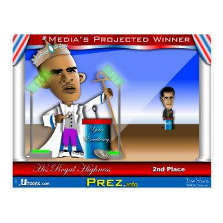Debate: Media's Winner Postcard
