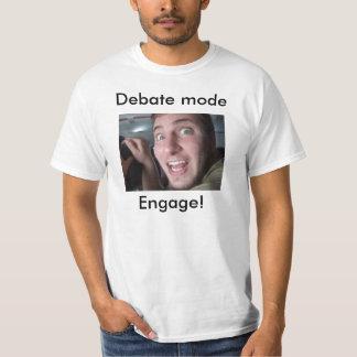 Debate Mode T-Shirt