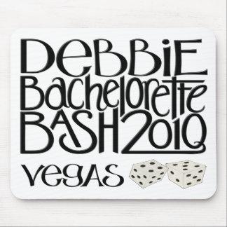 Debbie Bachelorette Bash 3D Mousepad