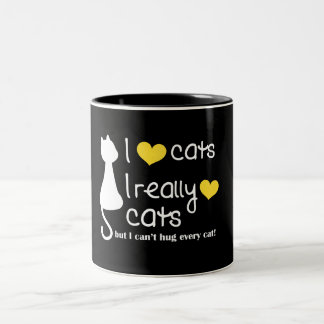 Debbie Cat Lovers Mug