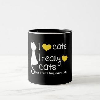 Debbie Cat Lovers Mug
