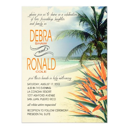 Debra Emerald Waters Tropical Beach | papaya FELT Card