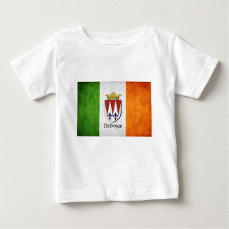 DeBryan Irish Flag Baby T-Shirt