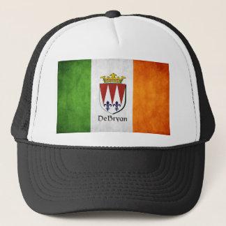 DeBryan Irish Flag Trucker Hat