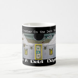 Debt Brother on the Debt Ceiling Coffee Mugs