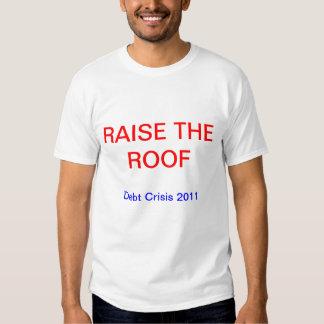 Debt Ceiling 2 T Shirts